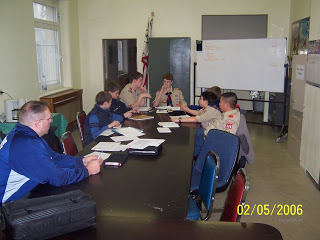 Troop Training and Planning 2006