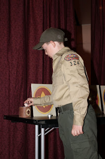 Troop 324 Court of Honor March 2010
