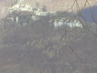 Hike Schwäbische Alb March 2010