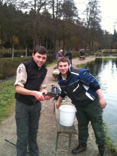 Fishing in the Black Forest 11.14