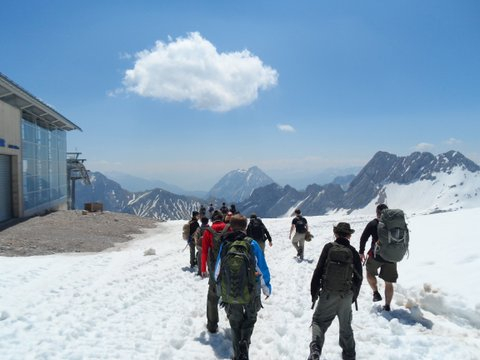 Garmisch Troop Adventure June 2013